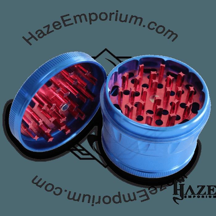 Haze Emporium Star kief Grinder 2.5″
