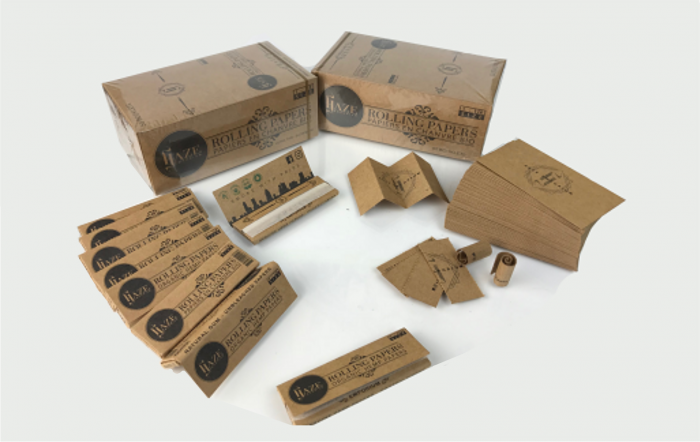 Haze Rolling Papers – Organic Hemp Rolling Papers