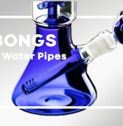 Bongs & Water Pipes