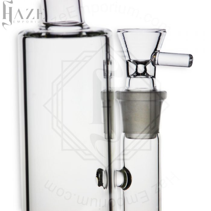Tornado Cyclone water pipe w/ turbine Perc – Glass Bong