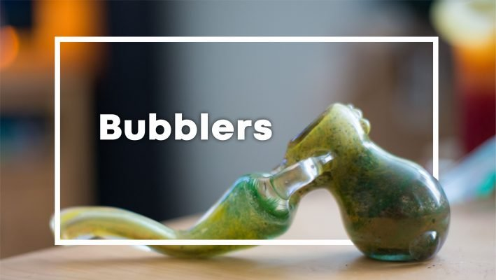 Bubblers - Hand Water Pipes