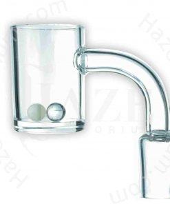 Male Quartz Banger for Oil & Wax – 25mm D